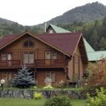 Отель «Усадьба Саржевских» в ОЭЗ «Бирюзовая Катунь»