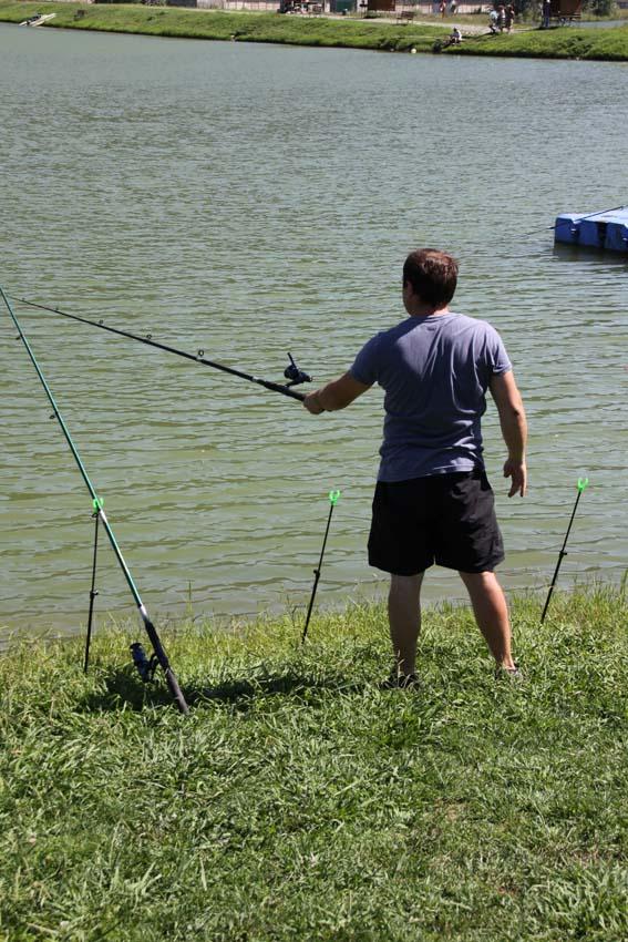 рыбалка в форелевом хозяйстве спб