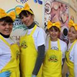 Белебеевские сыроделы привезли на фестиваль солидную коллекцию свой продукции