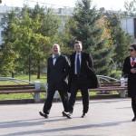 В том, что Тюменская область (замгубернатора Владимир Чейметов) и СОЮЗМОЛОКО (председатель правления Андрей Даниленко) шагают в ногу, большая заслуга Ксении Бурдановой