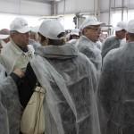 Для многих профессионалов-молочников всероссийское совещание - возможность пообщаться с пользой для дела