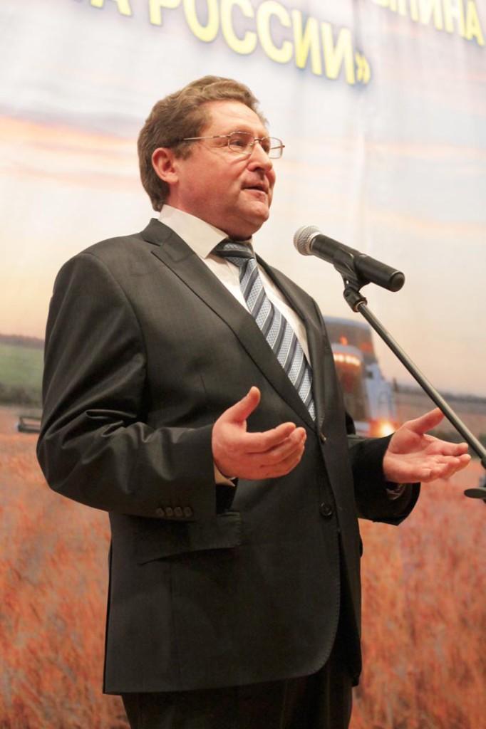 Барсуков Владимир, министр сельского хозяйства МО