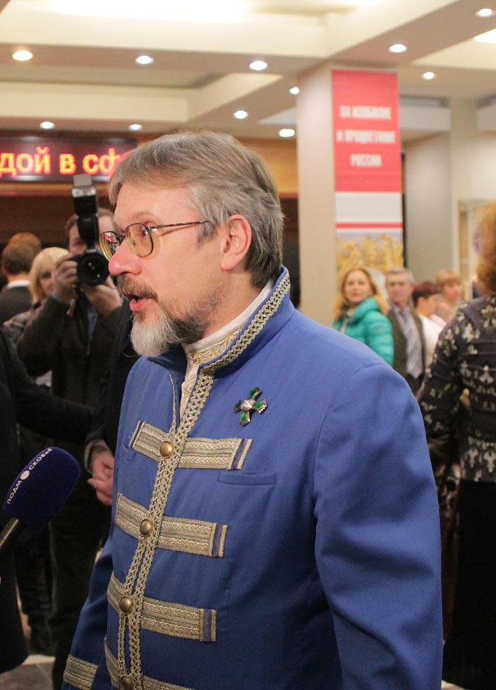 Василий Бойко_Великий, Рузское молоко