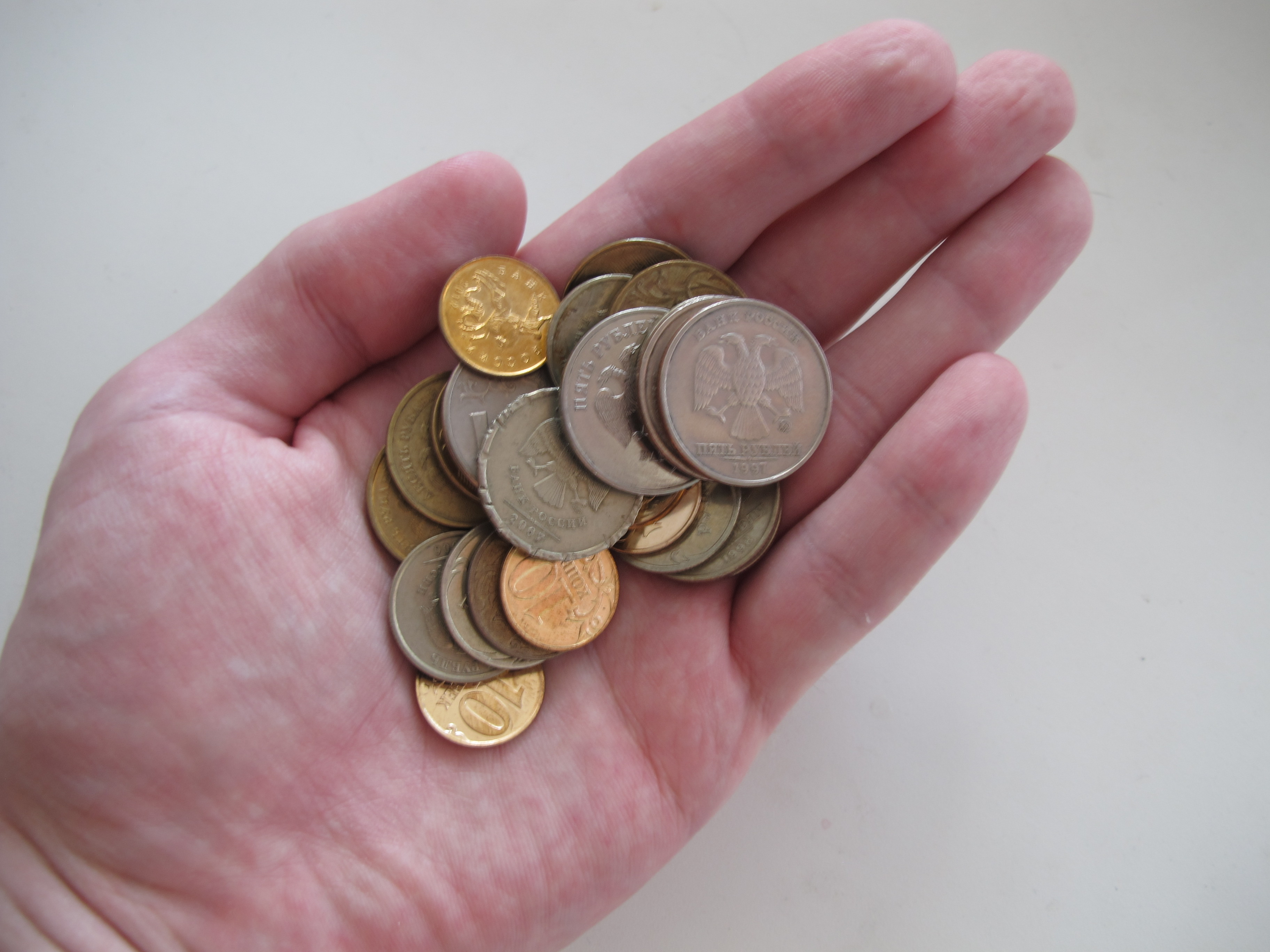 Росстат: Инфляция вРФ за минувшую неделю составила 0,2%