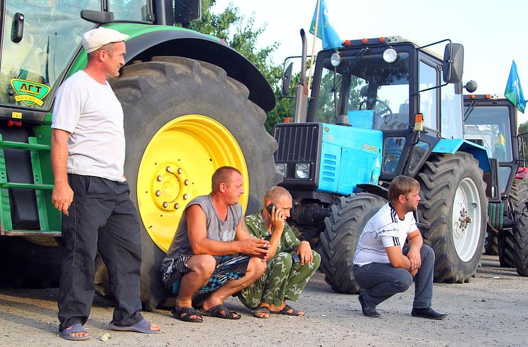 Ткачев: экспортная пошлина назерно обнулена ссегодняшнего дня