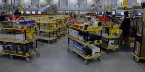 Amazon in Czech Republic