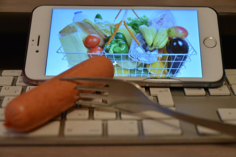 Магазин одежды Wildberries начнет торговать продукты питания