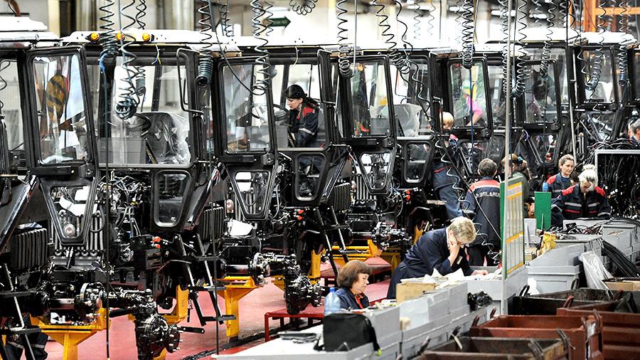 Главные области индустрии РФполучат 2,5 млрд руб.